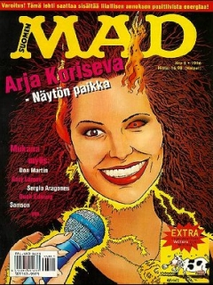 Go to MAD Magazine #106 • Finland • 2nd Edition - Semic