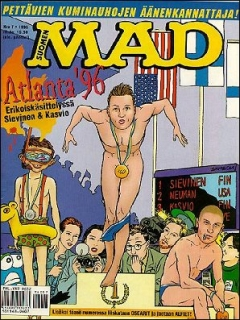 Go to MAD Magazine #108 • Finland • 2nd Edition - Semic