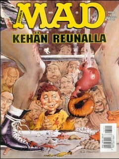 Go to MAD Magazine #112 • Finland • 2nd Edition - Semic