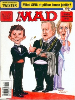 Go to MAD Magazine #113 • Finland • 2nd Edition - Semic