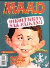 MAD Magazine #119 • Finland • 2nd Edition - Semic