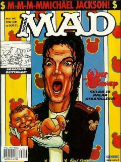 Go to MAD Magazine #121 • Finland • 2nd Edition - Semic