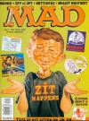 MAD Magazine #7 1998 • Finland • 2nd Edition - Semic