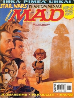 Go to MAD Magazine #145 • Finland • 2nd Edition - Semic