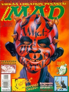 Go to MAD Magazine #147 • Finland • 2nd Edition - Semic
