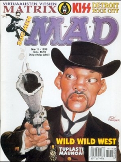 Go to MAD Magazine #148 • Finland • 2nd Edition - Semic
