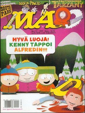 MAD Magazine #149 • Finland • 2nd Edition - Semic