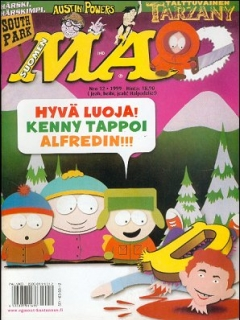 MAD Magazine #149 • Finland • 2nd Edition - Semic