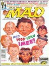 MAD Magazine #1 1999 • Finland • 2nd Edition - Semic