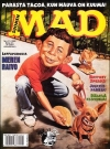 MAD Magazine #160 • Finland • 2nd Edition - Semic