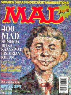 Go to MAD Magazine #162 • Finland • 2nd Edition - Semic