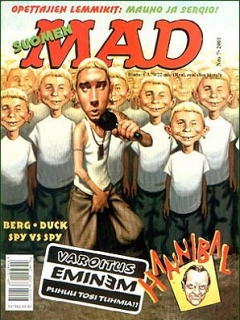 Go to MAD Magazine #168 • Finland • 2nd Edition - Semic