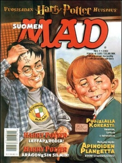 Go to MAD Magazine #174 • Finland • 2nd Edition - Semic