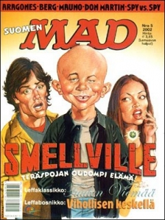 MAD Magazine #178 • Finland • 2nd Edition - Semic