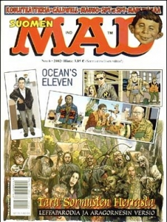 Go to MAD Magazine #179 • Finland • 2nd Edition - Semic