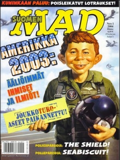 Go to MAD Magazine #198 • Finland • 2nd Edition - Semic