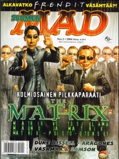 Go to MAD Magazine #199 • Finland • 2nd Edition - Semic