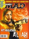 MAD Magazine #204 • Finland • 2nd Edition - Semic