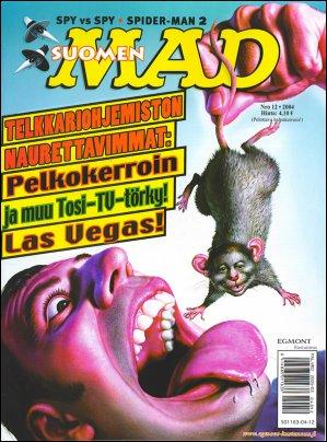 MAD Magazine #209 • Finland • 2nd Edition - Semic
