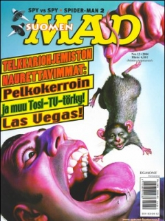 Go to MAD Magazine #209 • Finland • 2nd Edition - Semic