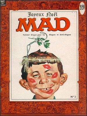 MAD Magazine #2 • France • 1st Edition - Francélia