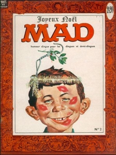 MAD Magazine #2 • France • 1st Edition - Francélia