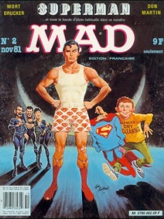 MAD Magazine #2 (France)