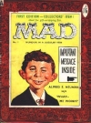 MAD Magazine #1 • Great Britain