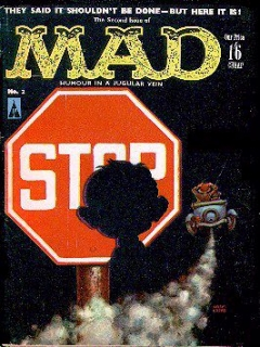 Go to MAD Magazine #2 • Great Britain