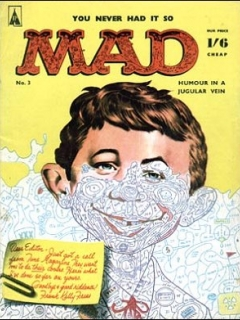 Go to MAD Magazine #3 • Great Britain