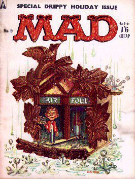 MAD Magazine #6 • Great Britain