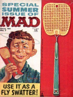 Go to MAD Magazine #7 • Great Britain