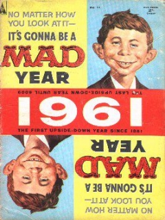 Go to MAD Magazine #11 • Great Britain
