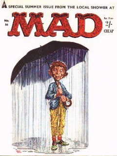 Go to MAD Magazine #14 • Great Britain