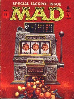 Go to MAD Magazine #15 • Great Britain