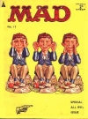 MAD Magazine #17 • Great Britain