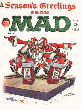 MAD Magazine #18 • Great Britain