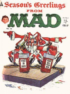 Go to MAD Magazine #18 • Great Britain