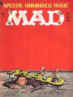 Go to MAD Magazine #19 • Great Britain