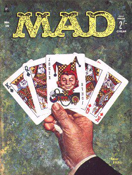 MAD Magazine #20 • Great Britain