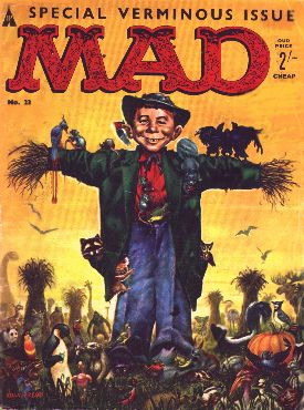MAD Magazine #23 • Great Britain