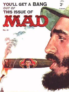 MAD Magazine #31 • Great Britain
