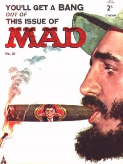 Go to MAD Magazine #31 • Great Britain
