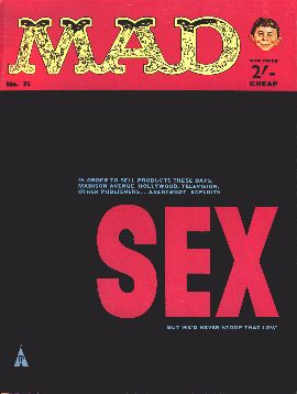MAD Magazine #32 • Great Britain