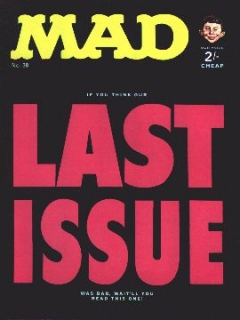 Go to MAD Magazine #38 • Great Britain
