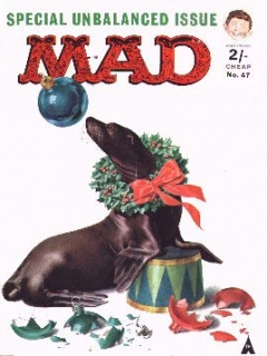Go to MAD Magazine #47 • Great Britain