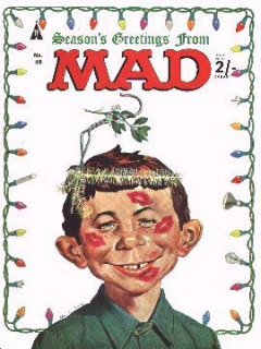 Go to MAD Magazine #48 • Great Britain