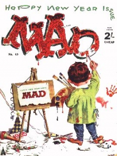 Go to MAD Magazine #49 • Great Britain