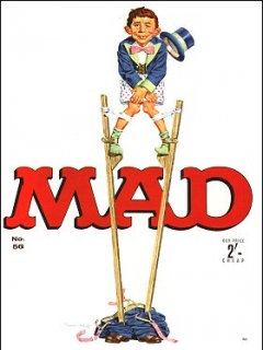 Go to MAD Magazine #56 • Great Britain