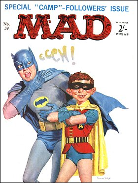 MAD Magazine #59 • Great Britain